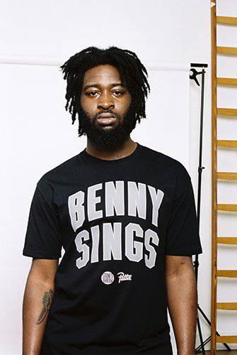 patta x benny sings t-shirt