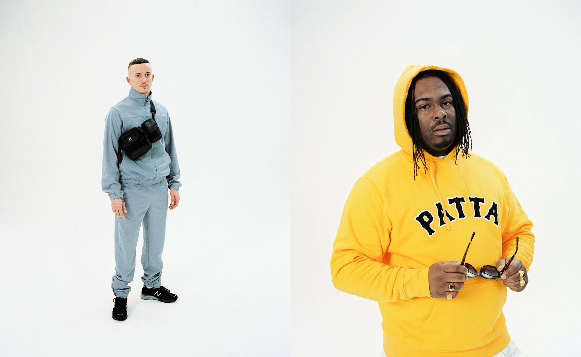 PATTA SPRING/SUMMER 2019 LOOKBOOK