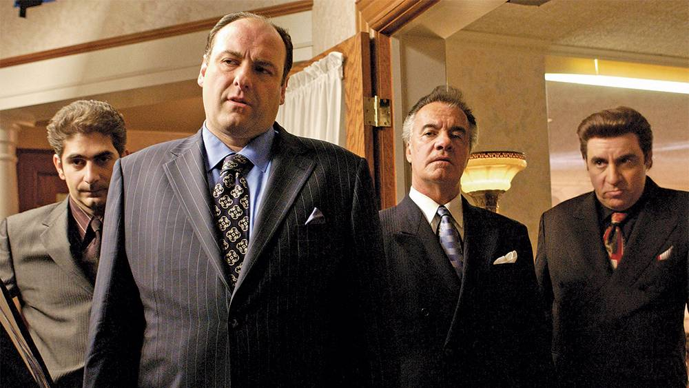 The Sopranos complete guide