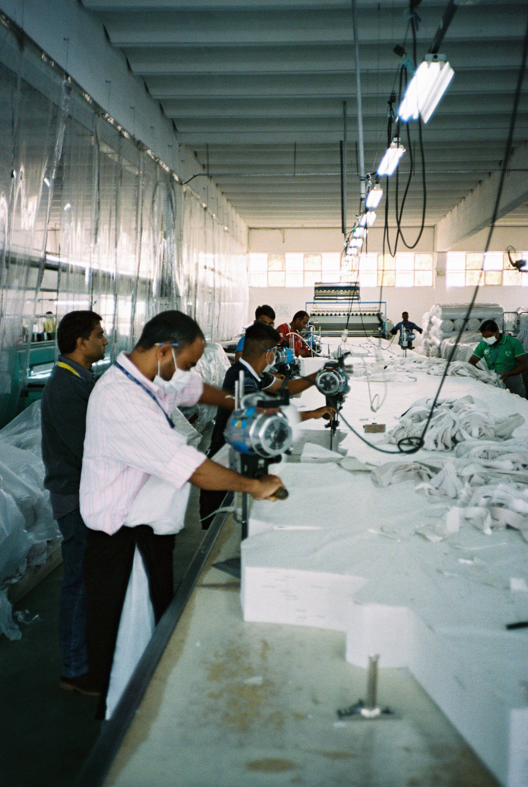 A TRIP TO OUR FACTORIES