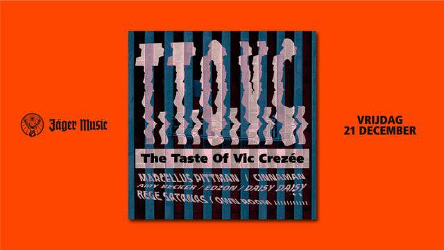 THE TASTE OF VIC CREZÉE