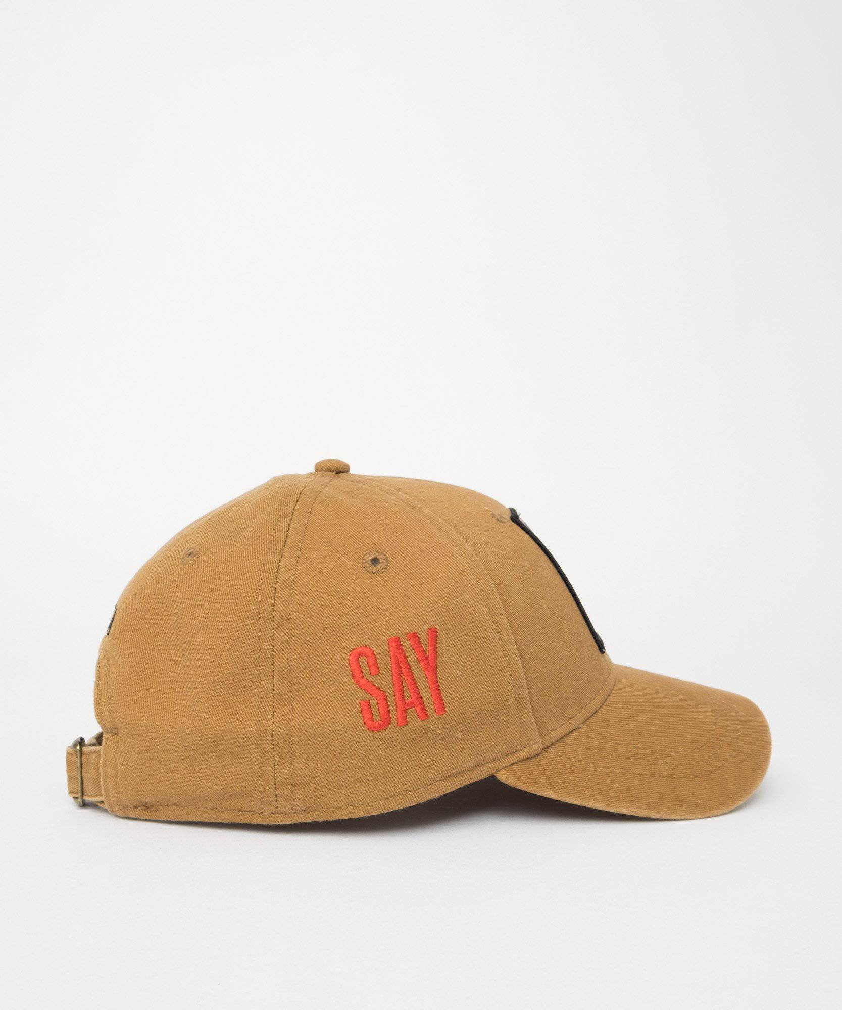 Patta Say No Way cap