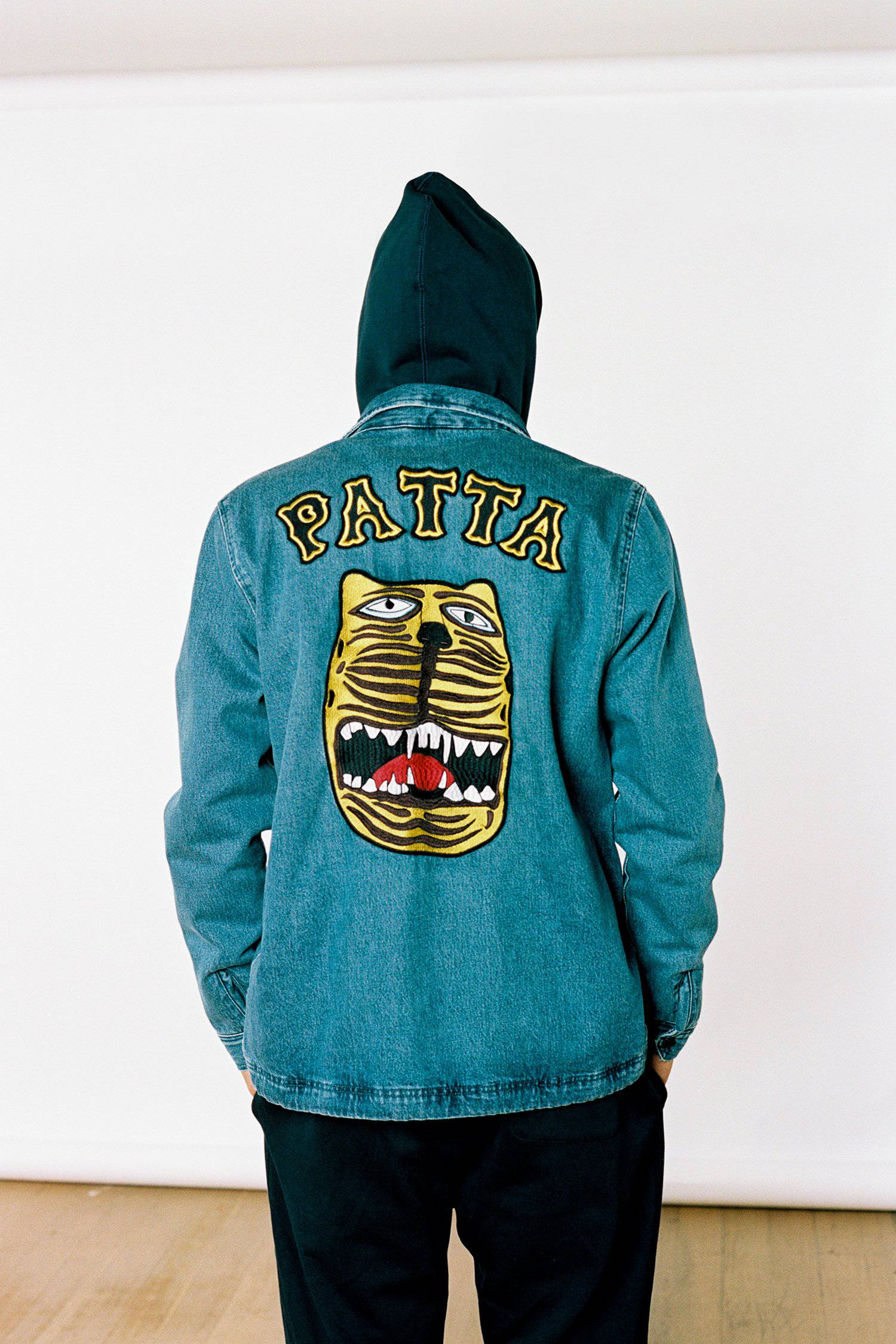Patta Autumn Winter 2018 week 47 release