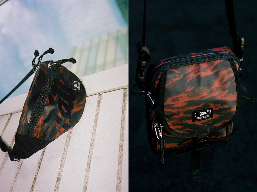 Patta Autumn Winter 2018 Bag Collection