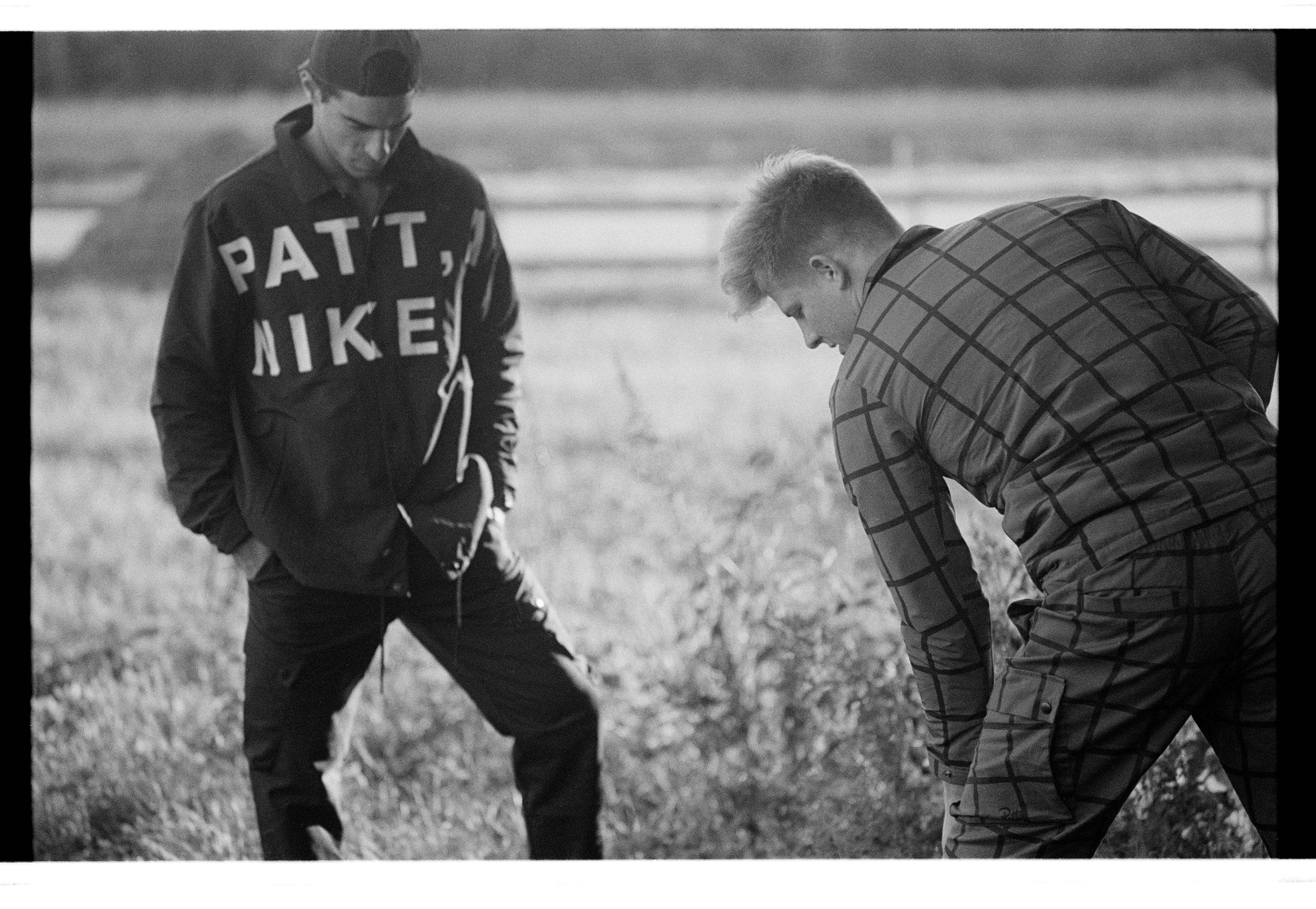 bart julius peters patta nike publicity