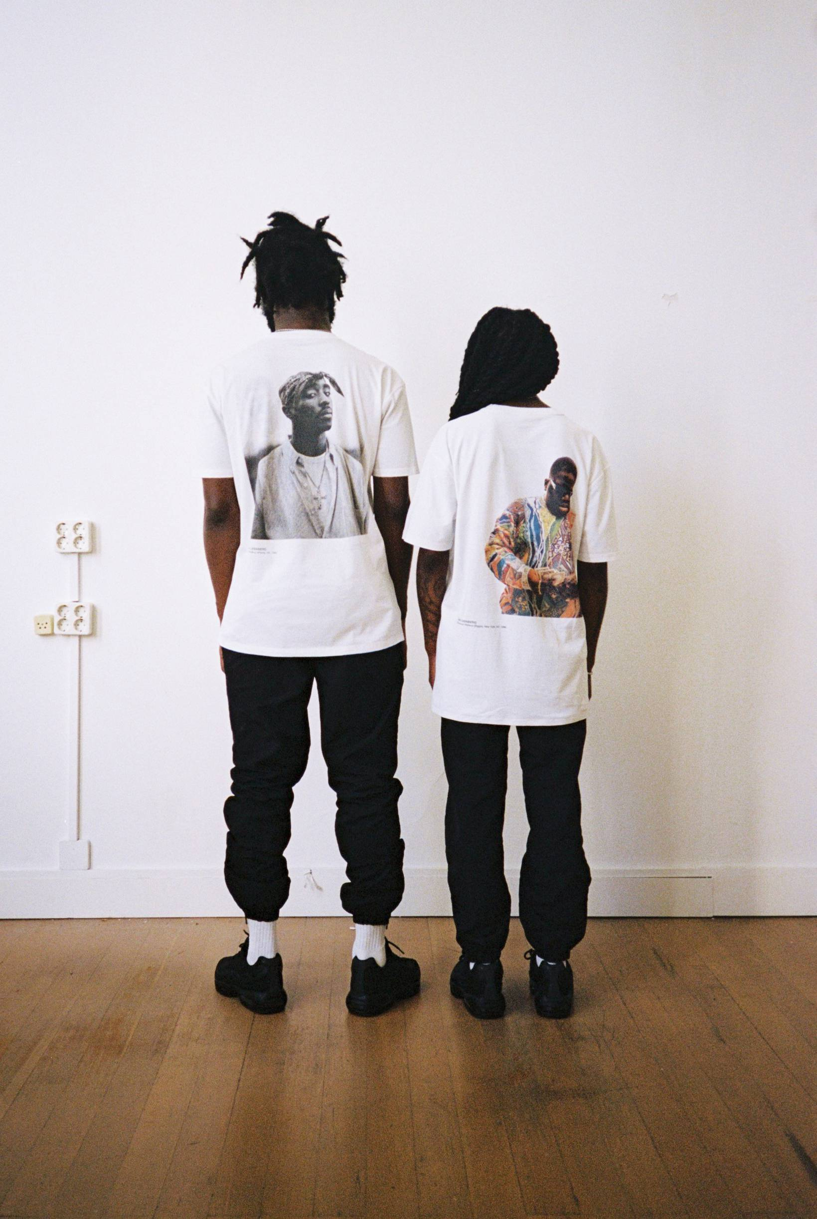 Patta x Dana Lixenberg 2Pac & Biggie Doublesided T-Shirt