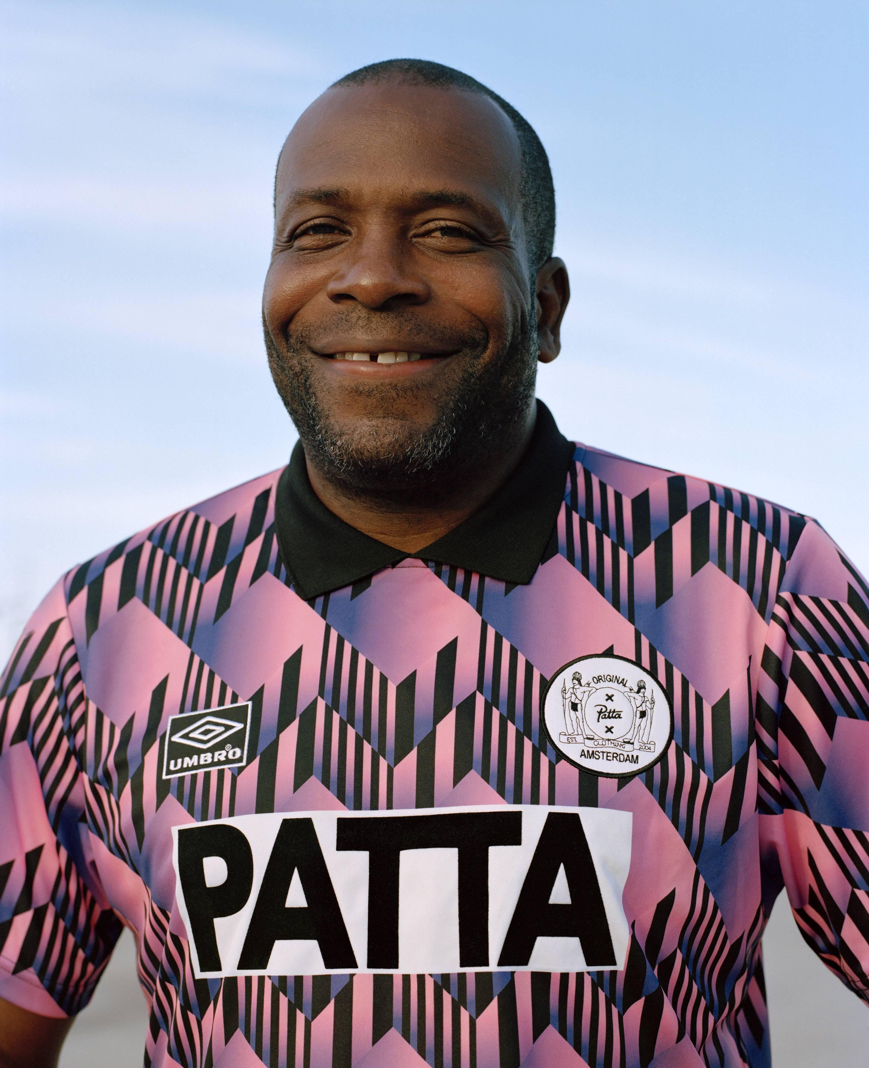 c4737f777bf Patta x Umbro Football Jersey 2018 Collection